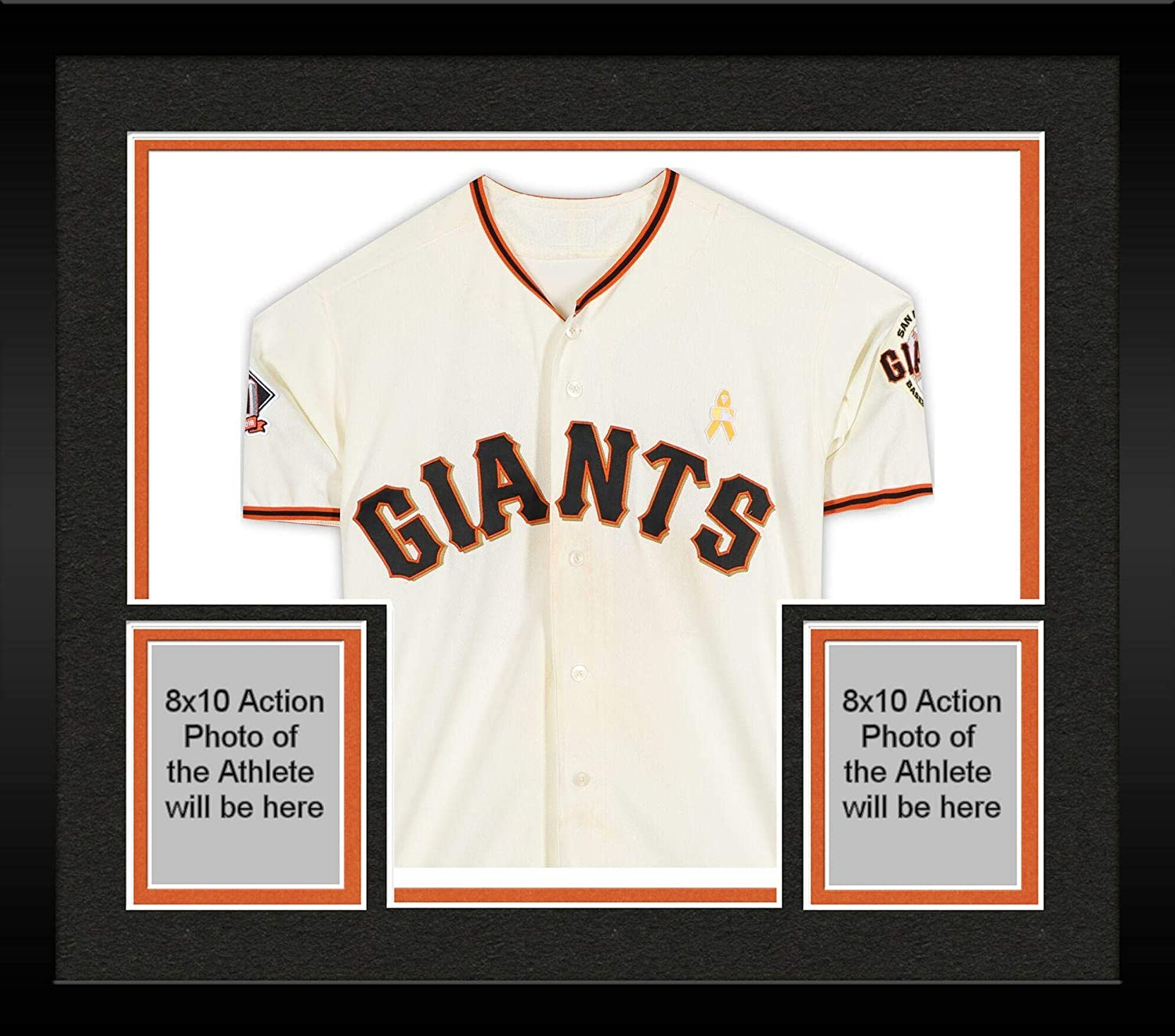 Framed Evan Longoria San Francisco Giants Autographed Game-Used Jersey vs. New York Mets on September 1, 2018 with Multiple Inscriptions - Fanatics Authentic Certified