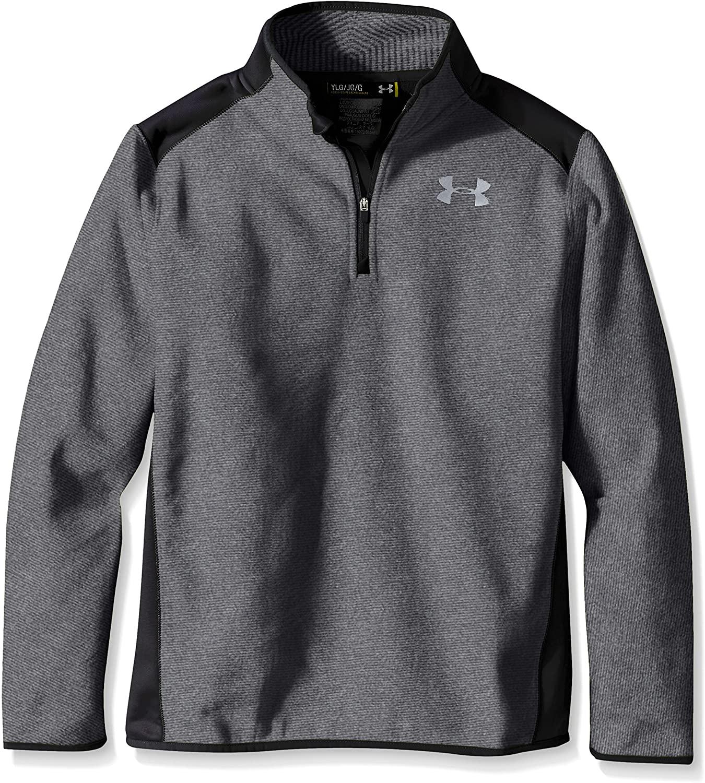Under Armour Boys Infrared Fleece 1/4 Zip Vest