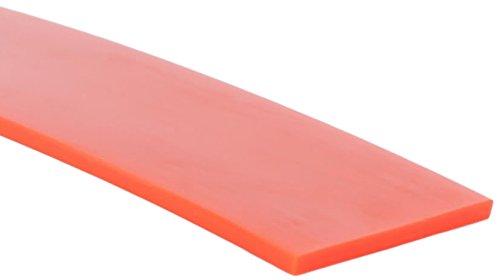 MJ May 60-1.75-OF-25 1-3/4' Wide, Orange, Flat Belting, 25' Length.062