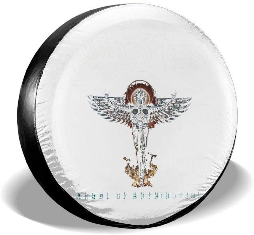 Liuqidong Judas Priest Wheel Cover Water-Proof Dust-Proof Sun Protection