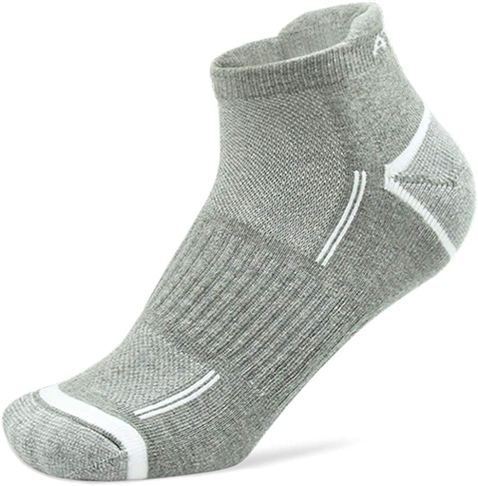 ATACAT No-Show Compression-Fit Running Socks for Men and Women