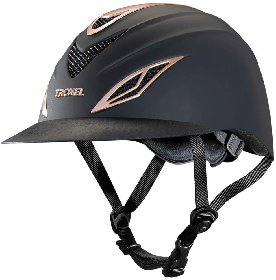 Troxel Avalon Duratec Horse Riding English Helmet Low Profile Adjustable