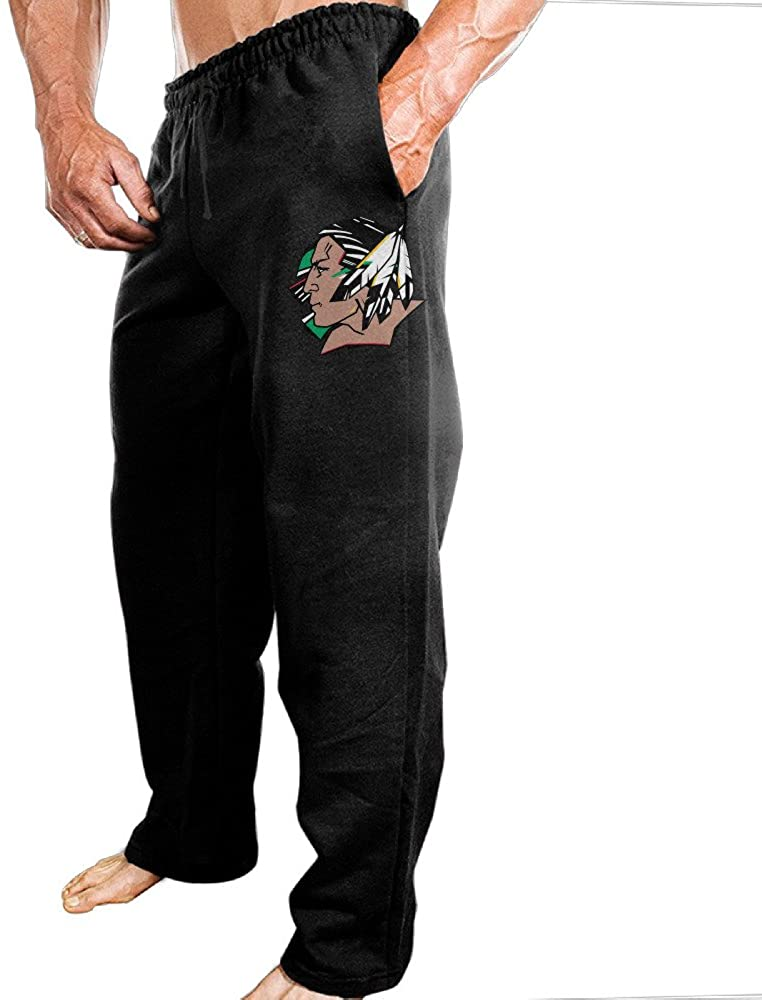 Ymagic Men's University of North Dakota Fighting Sioux Workout Pants