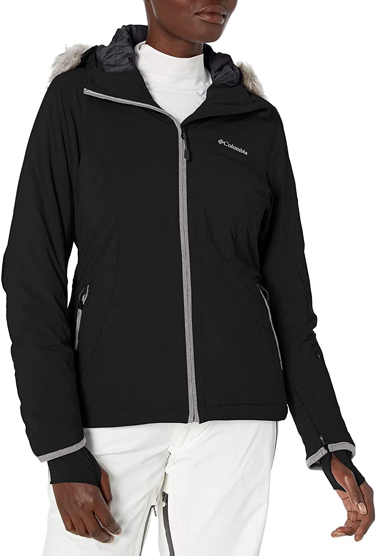 Columbia Women's Alpine Slide Winter Jacket, Waterproof & Breathable