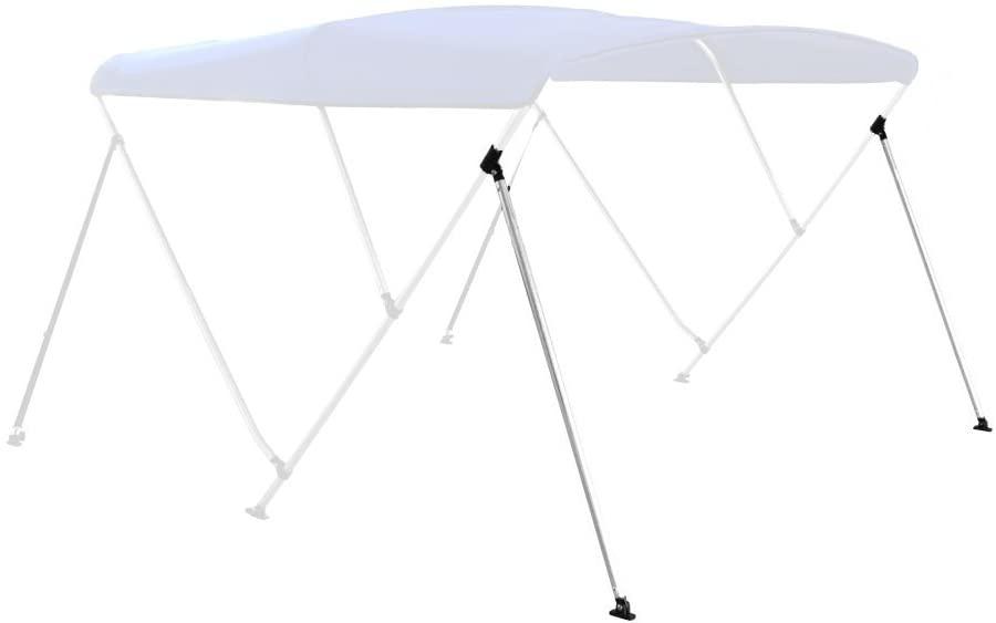 Komo Covers Bimini Support Poles for Boat Bimini Top, Set of 2
