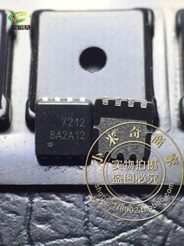 Calvas AON7212 AON7212 7212 MOSFET QFN-8 new original 50pcs/lot