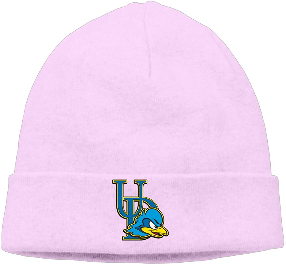 University Of Delaware Mascot Fightin' Blue Hens Beanie Winter Hat Hipster Beanie