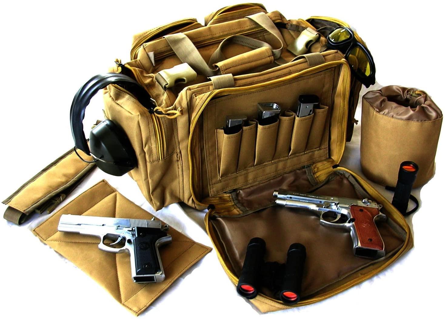 NATO Khaki Tan Range Bag 20