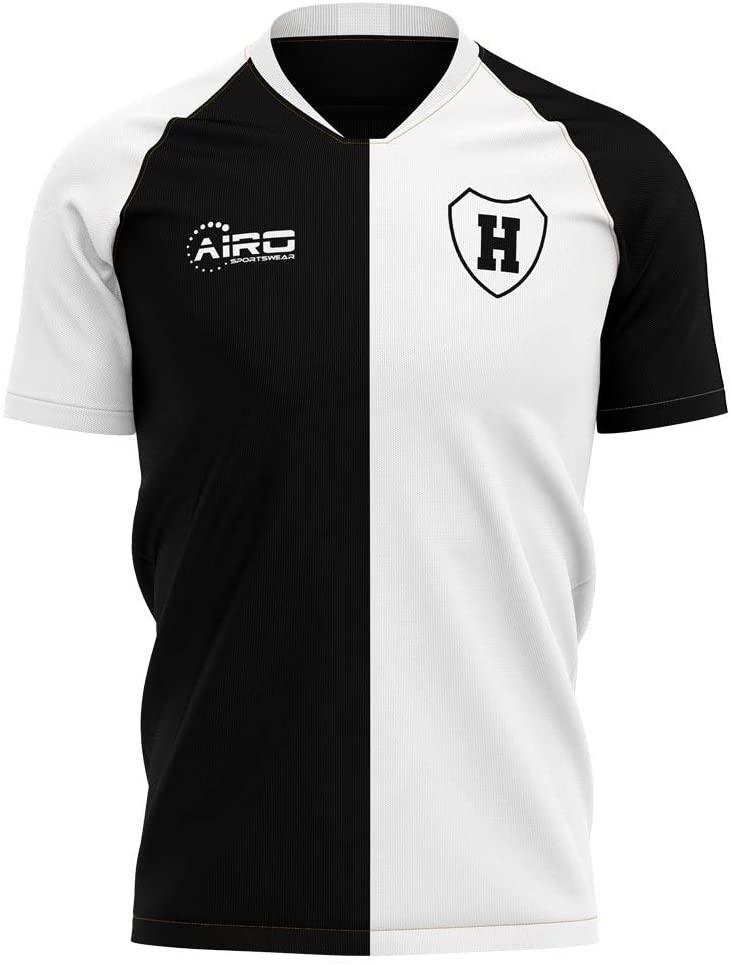 Airosportswear 2020-2021 Heracles Home Concept Football Soccer T-Shirt Jersey - Kids
