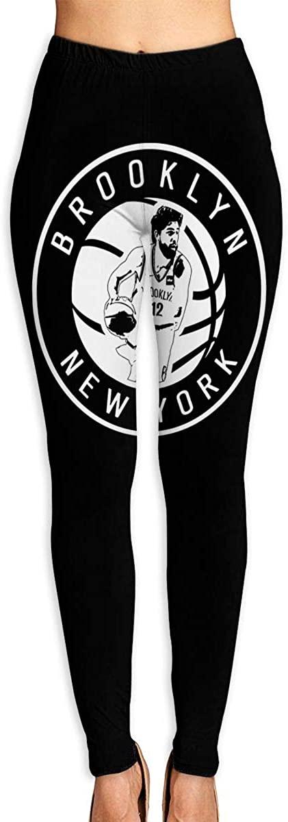 Women's Yoga Pants Joe Harris Nets 12 High Waist Workout Leggings Running Pants