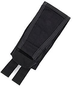 TMC Single Vertical Pouch Multi-Purpose Tool Holder (Black) for Hiking Hunting Outdoor Game