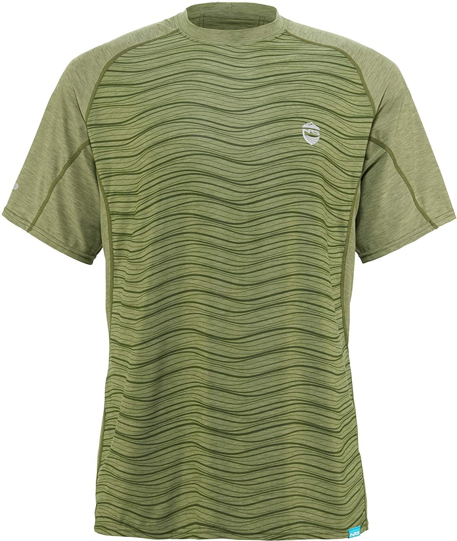NRS Mens H2Core Silkweight Short Sleeve Shirt