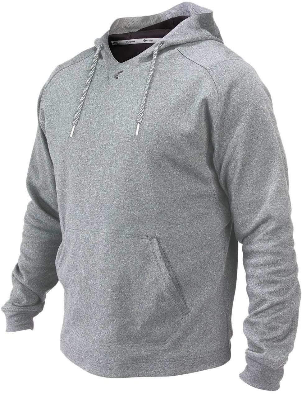 EASTON M10 Hoodie, Adult, Youth, Soft Double Knit Tech Fleece