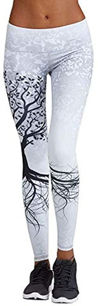 YANYUN Petite/Regular/Tall Length, Women's Yoga Bootleg Pants Inner Hidden Pocket Workout Pants 109white, Small