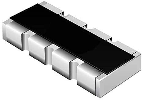 Resistor Networks & Arrays 33ohm 5% Concave 4resistors, Pack of 2500