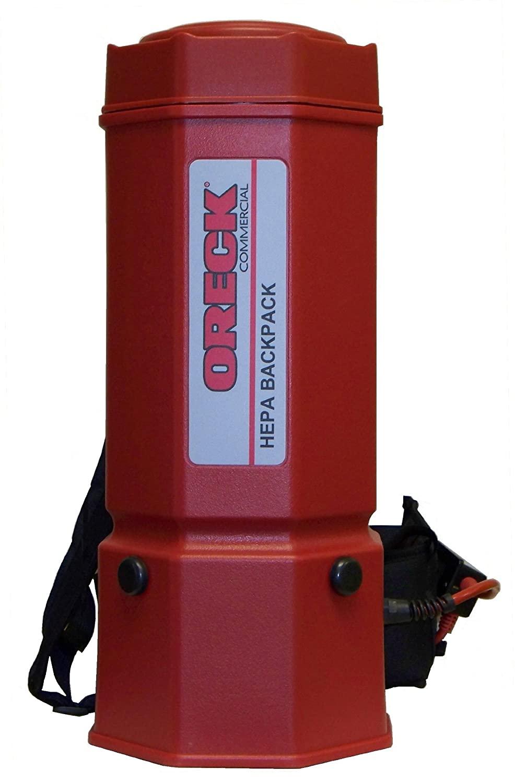 Oreck Commercial OR1006 Premier HEPA Backpack Vacuum, 1175W, 22