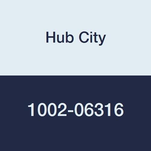 Hub City IndustriaLine 1002-06316 FR250WX1-15/16 Flange Bracket Bearing, 1.94