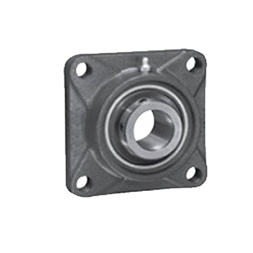 1.875 in Square Flange Units Cast Iron UCFS210-30 Mounted Bearing UC210-30+FS210