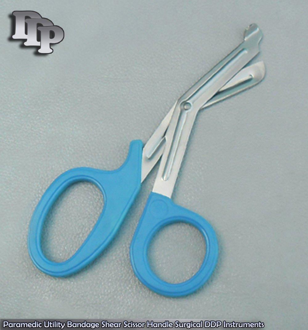 Paramedic Utility Bandage Shear Scissor 7.25