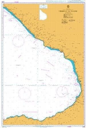 BA Chart 2236: Tirebolu to Tuapse