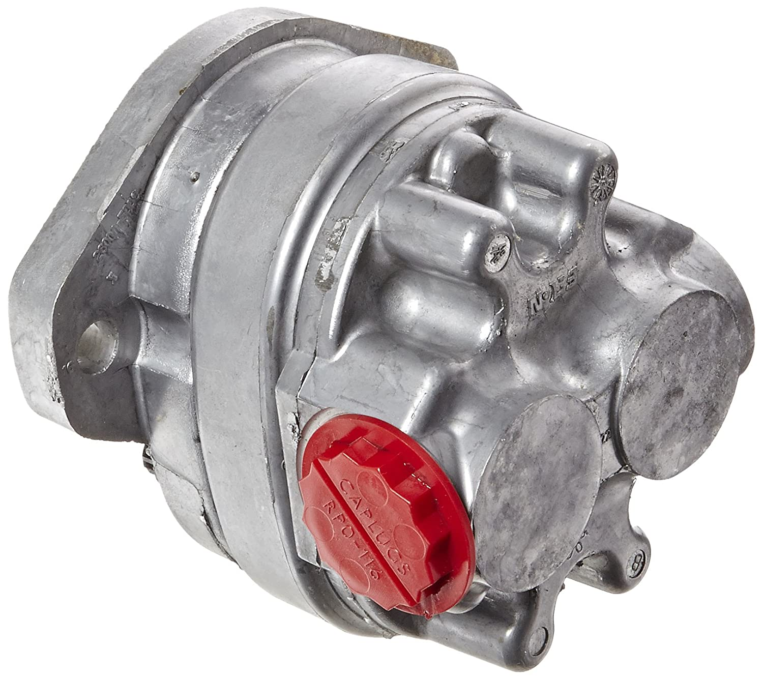 Vickers 26 Series Hydraulic Gear Pump, 3500 psi Maximum Pressure, 15.3 gpm Flow Rate, 1.2 Cubic-inch/rev Displacement, Left Hand Shaft Rotation, 5/8