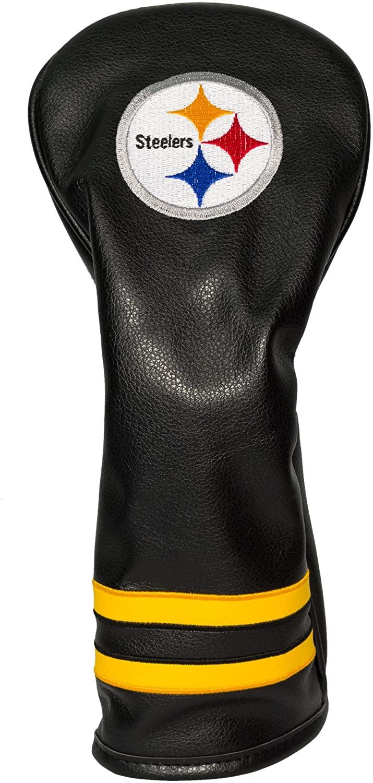 Team Golf NFL Vintage Fairway Golf Club Headcover, Form Fitting Design, Retro Design & Superb Embroidery