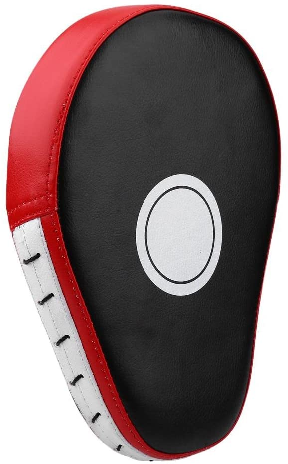 Vbes tlife 1 Pcs Punch pad, Target Punching Pads Shock Absorbent Hand Target Martial Boxing Punch Kick Training Pad Mitts Boxing Gloves MMA Jab Gloves for Kids & Adults