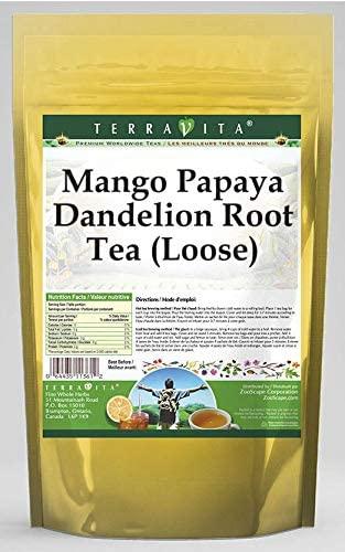 Mango Papaya Dandelion Root Tea (Loose) (8 oz, ZIN: 565309) - 3 Pack