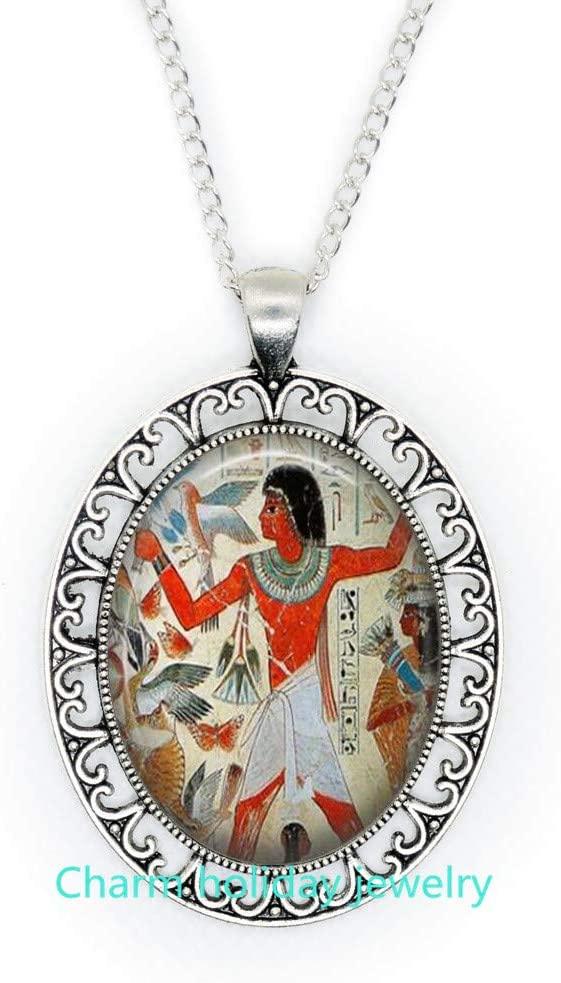 Egyptian Jewelry,Egyptian Necklace,Egyptian Pendant,Egypt Necklace-#92