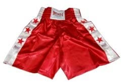 Training Boxing Trunks - Red