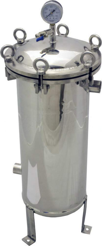 Stainless Steel Filter Bag Housing Size#1 7