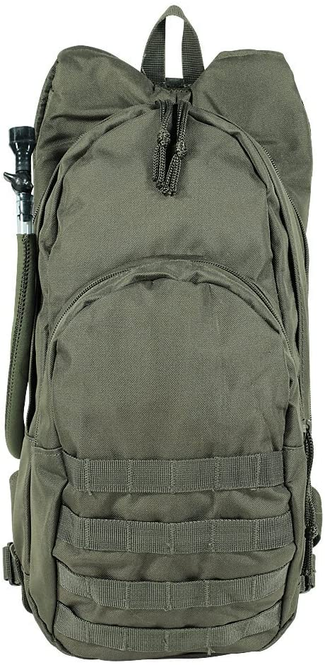 VooDoo Tactical Men's MSP-3 Expandable Hydration Pack with Universal Straps