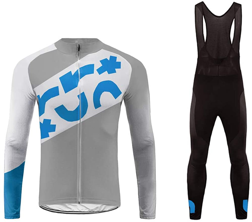 Uglyfrog Cycling Jersey Winter Thermal Riding Tops Trousers Sets Gift