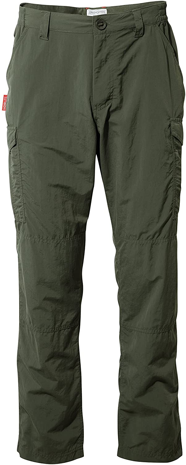 Craghoppers Men's NAT Geo NosiLife Cargo Trousers