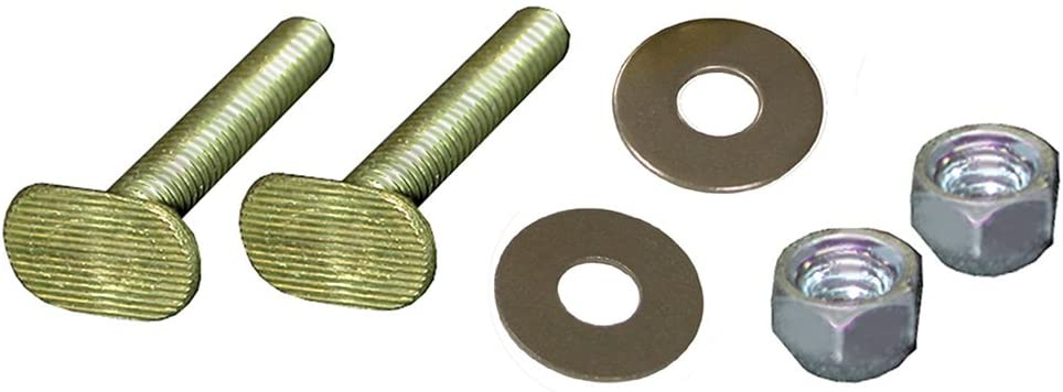 5/16x3-1/2 Bp Closet Bolt 100 Pack