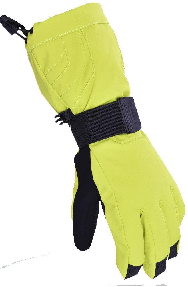 Long Gloves Warm Waterproof Windproof Glove Biking Gloves Cold Weather Ski Snowboard Gloves for Kids