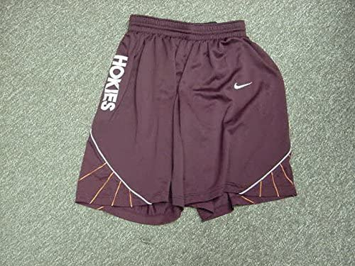 BL Virginia Tech Hokies Mens Basketball Game Worn Shorts