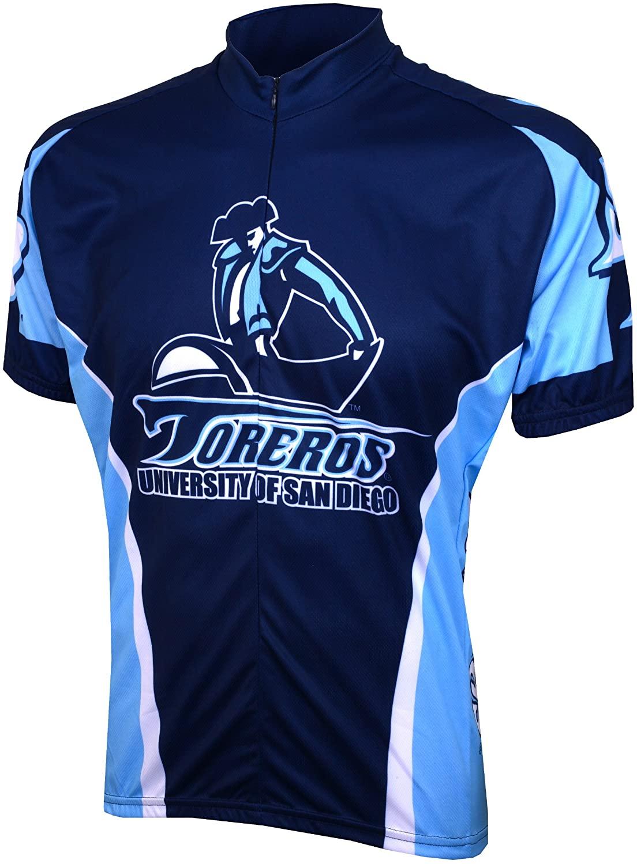 NCAA San Diego Toreros Cycling Jersey