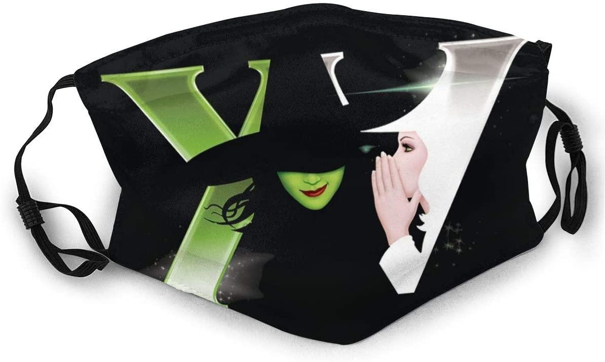 Mr.Wessly Wicked The Musical Can Prevent Allergies, Smog, Exhaust Gas and Low Temperature, Allergic Substances, Etc.