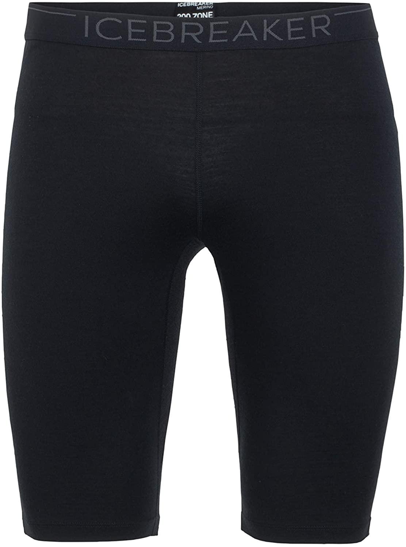 Icebreaker Merino Men's Zone Base Layer Shorts, Merino Wool