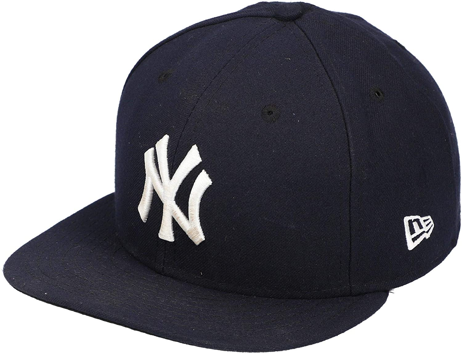 Austin Romine New York Yankees Game-Used #28 Navy Cap vs. Boston Red Sox on September 30, 2018 - Size 7 1/2 - Fanatics Authentic Certified
