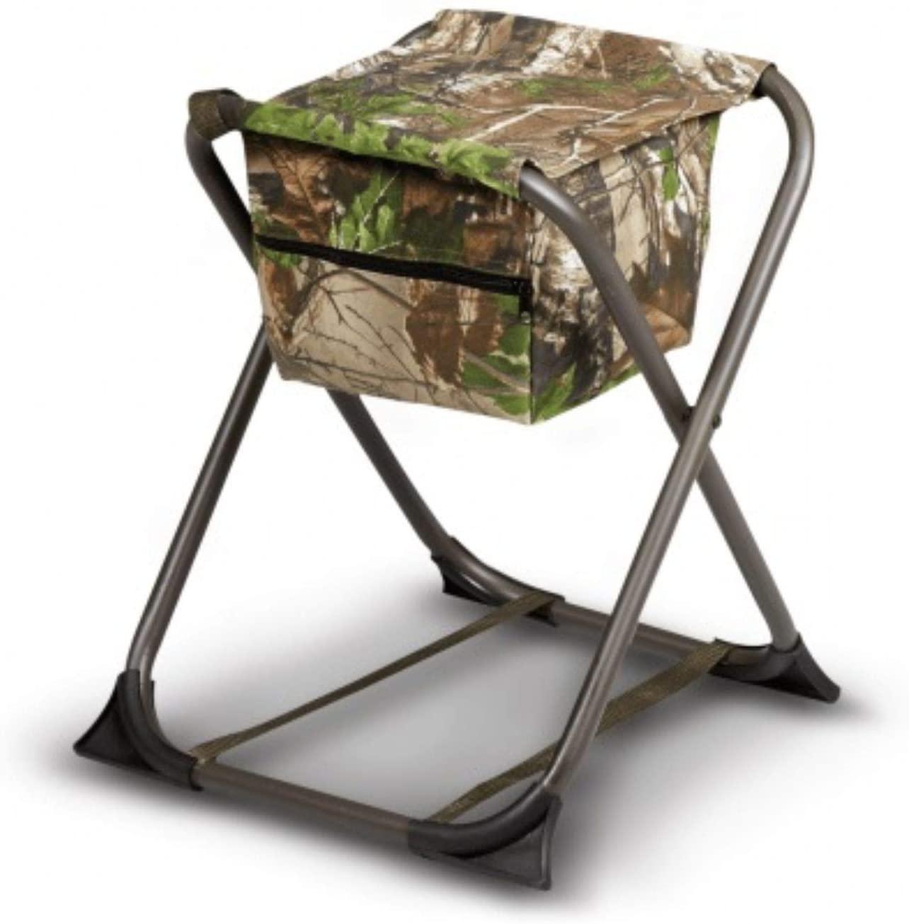 Hunters Specialties 100151 Dove Stool W/O Back - Realtree Edge, Multi, One Size