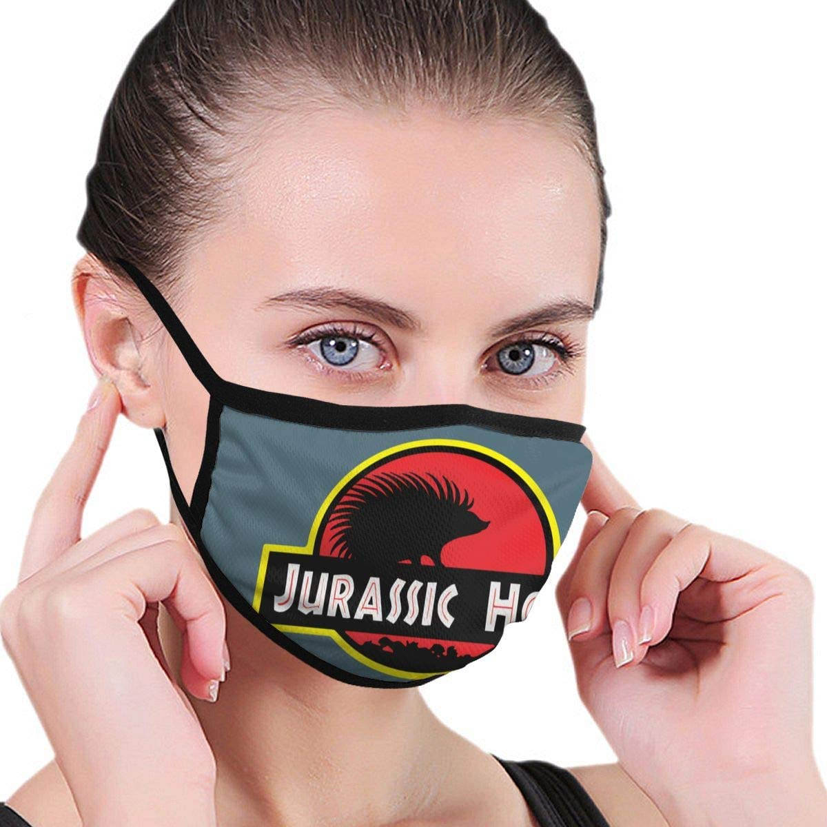 Zhengyu Jupassk Park Face Mouth Protect Comfy Breathable Safety Air Fog Outdoor Fashion Half Face Face Protections - for Man and Woman