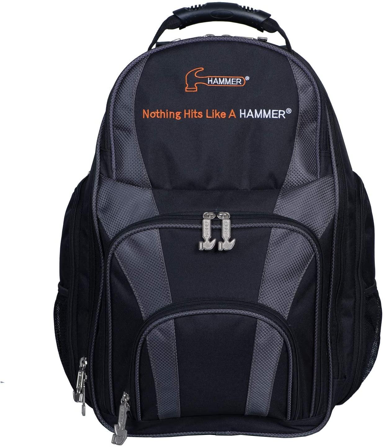 Hammer Backpack Black/Carbon