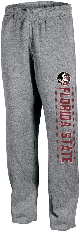 Pro Edge Men's NCAA Pull-On Pants Florida State University Seminoles