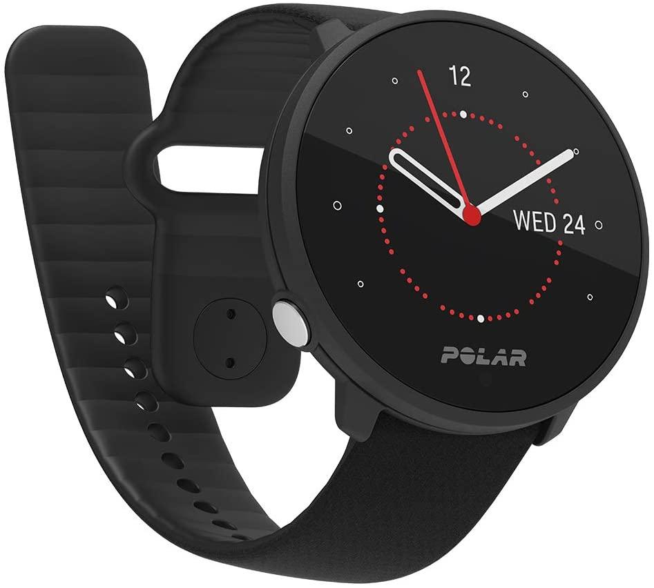 POLAR Unite Fitness Watch Black