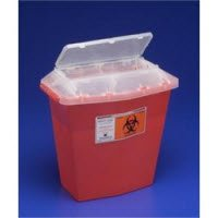PT# 31143897 PT# # 31143897- Container ClEar f/ Sharp 5 Quart Ea by, Kendall Company