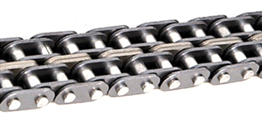 2053.1X5M Ametric® ISO Metric C10B-2 5 meter Box Straight Side-Double Strand Roller Chain - (Mfg Code 1-005)