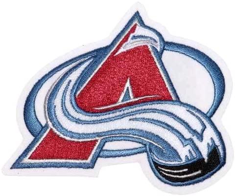 Colorado Avalanche Primary Team Logo Patch