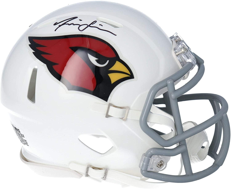 Isaiah Simmons Arizona Cardinals Autographed Riddell Speed Mini Helmet - Fanatics Authentic Certified